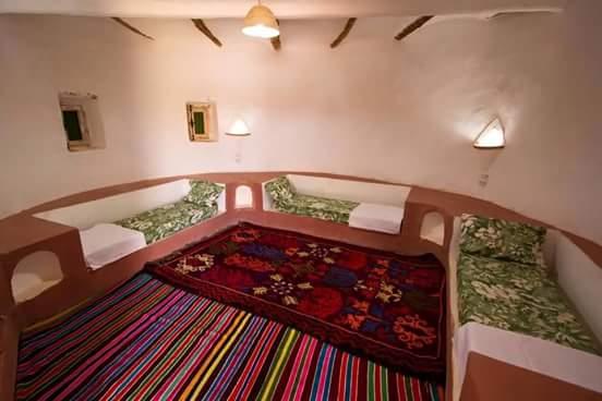 chambre pour 3 individues au camping Titaouine