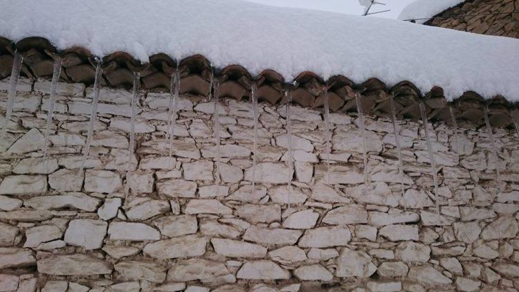 froid à Genzet