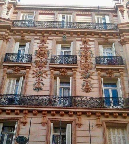 immeuble colonial à oran
