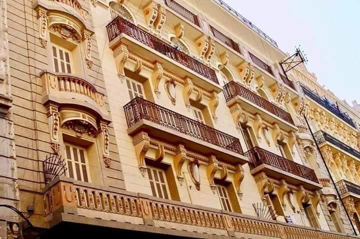 immeuble colonial oran