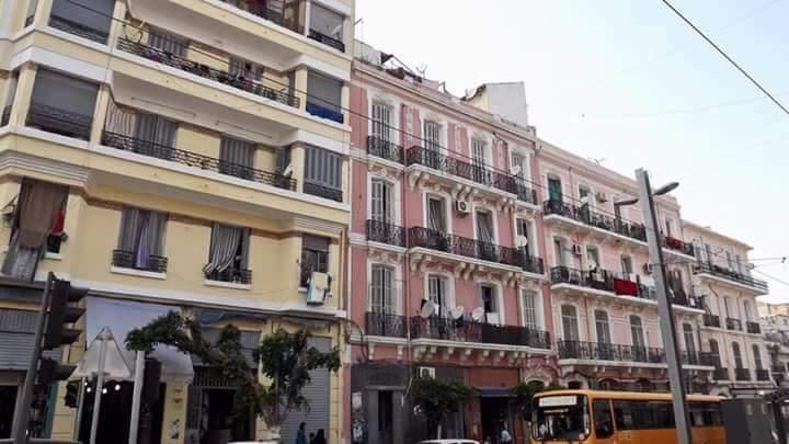 immeubles coloniaux à oran