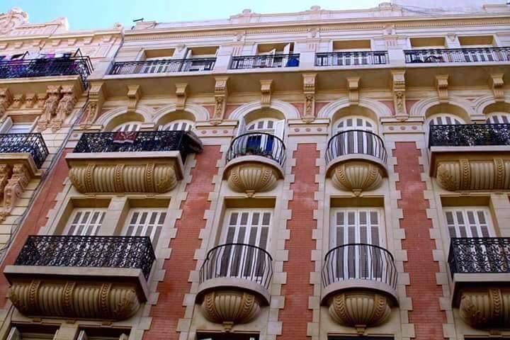 immeubles coloniaux