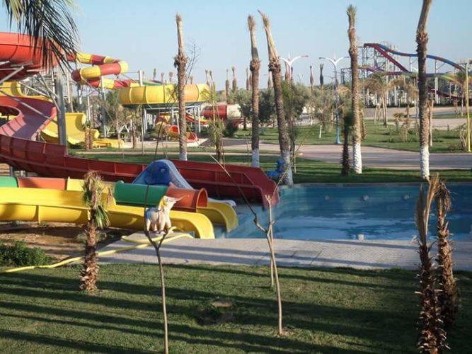 parc aquatique biskra