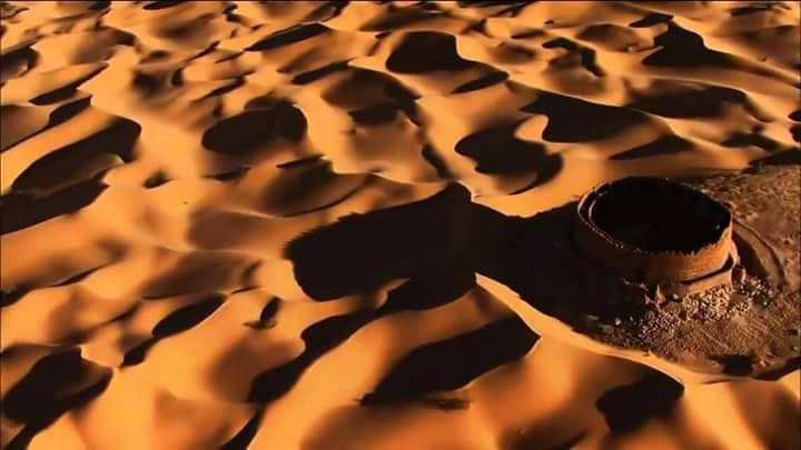 Ksar Draa désert algérien