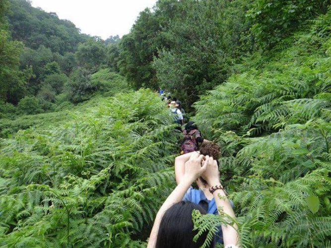 montagne à Seraïdi