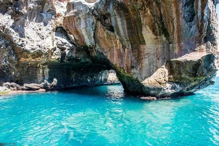 Grottes El meftah Cap carbon 2