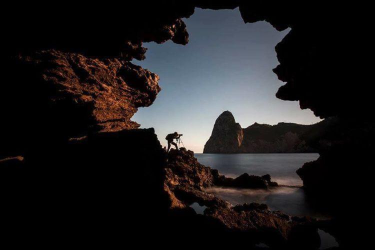Grottes El meftah Cap carbon