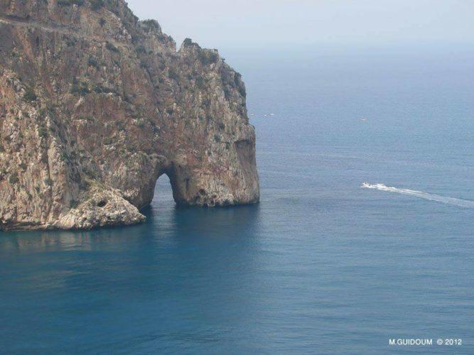 Grottes El meftah de Béjaïa
