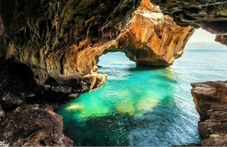 Grottes El meftah de Cap carbon béjaïa