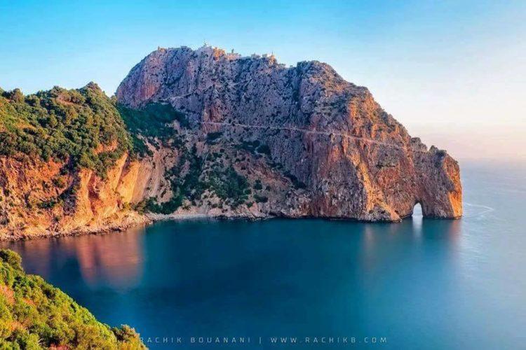 Grottes d'El meftah Cap carbon