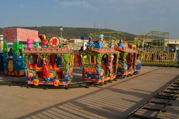 Mostaland Parc d'attractions