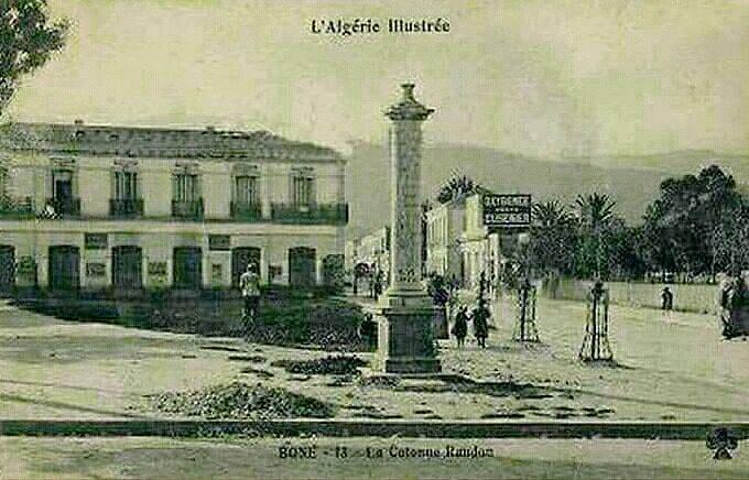Annaba occupation française