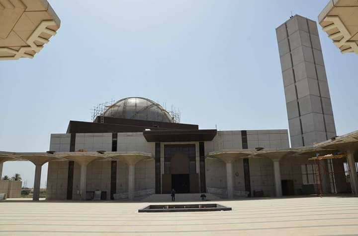mosquée Emir Abdelkader oran