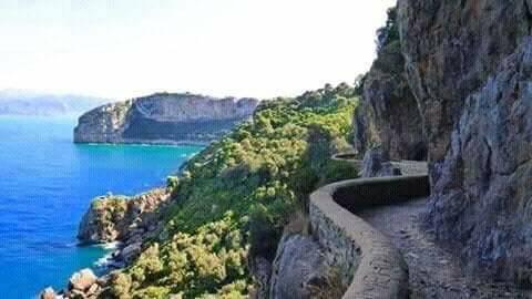 sentier des touristes béjaïa