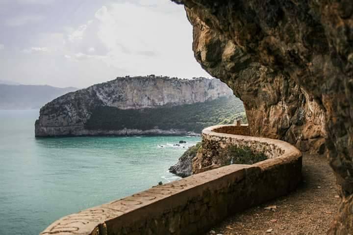sentier des touristes