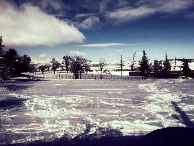 batna en neige