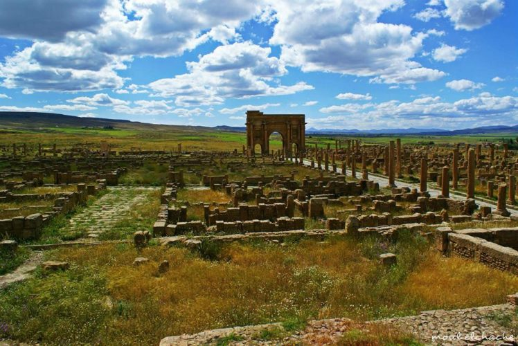 site archéologique Timgad