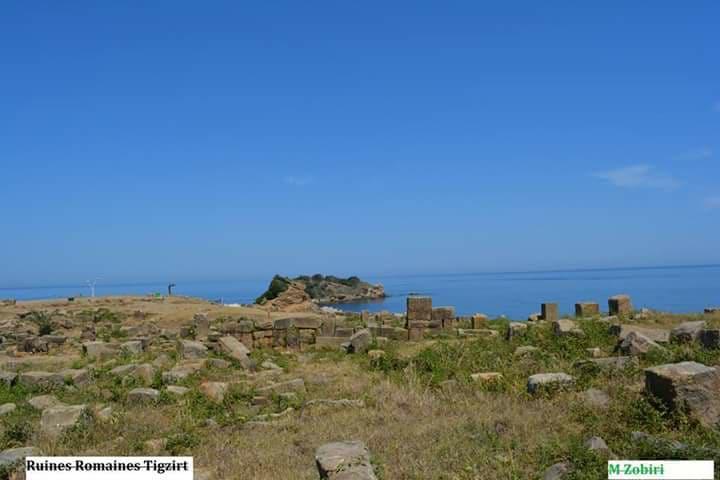 ruines romaine Tigzirt