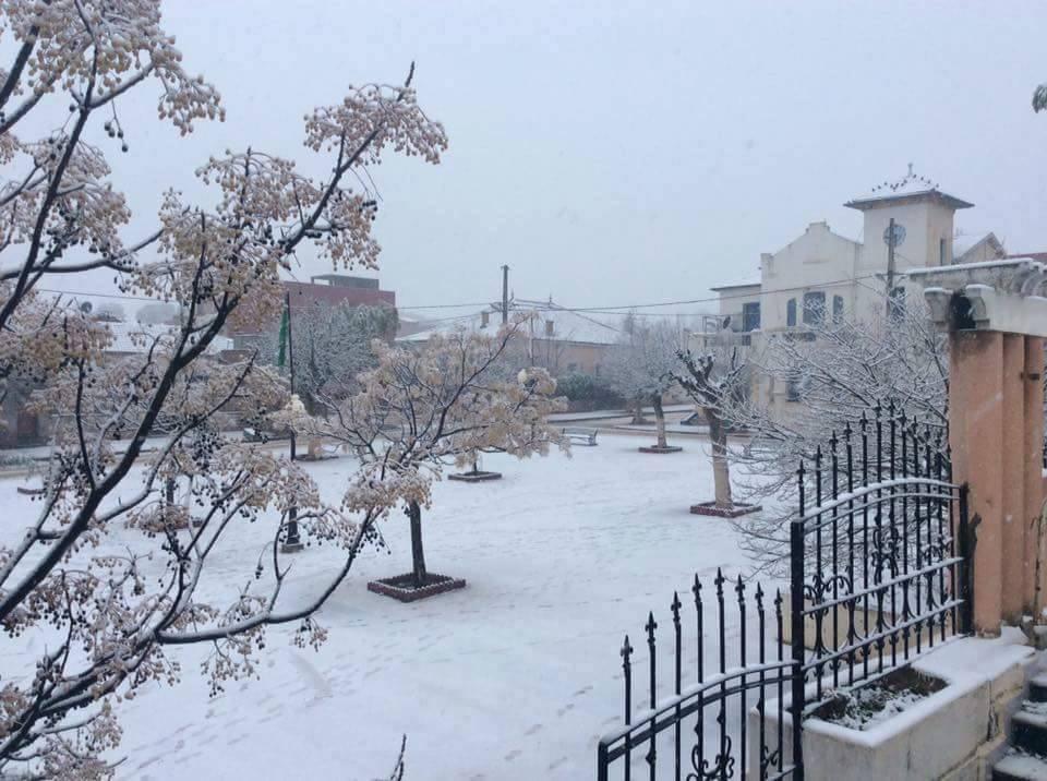 Ben Badis en neige