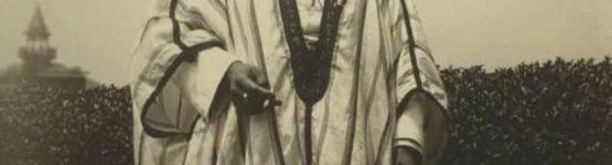 Photo algérien en Amérique 1892