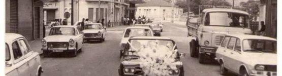 Voiture à annaba en 1950