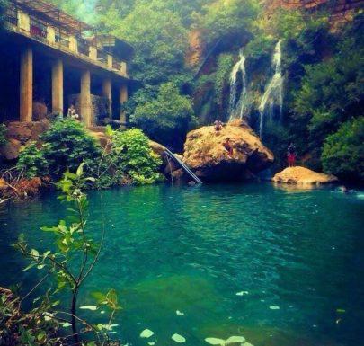 Les cascades d'El Ourit