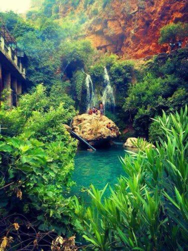 Les cascades de Tlemcen