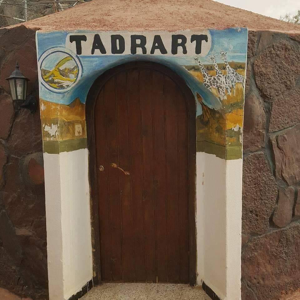 hôtel de Tadrart djanet