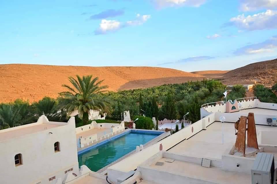 village touristique Eglan paradise ghardaïa